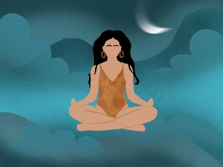 one day online yoga retreat