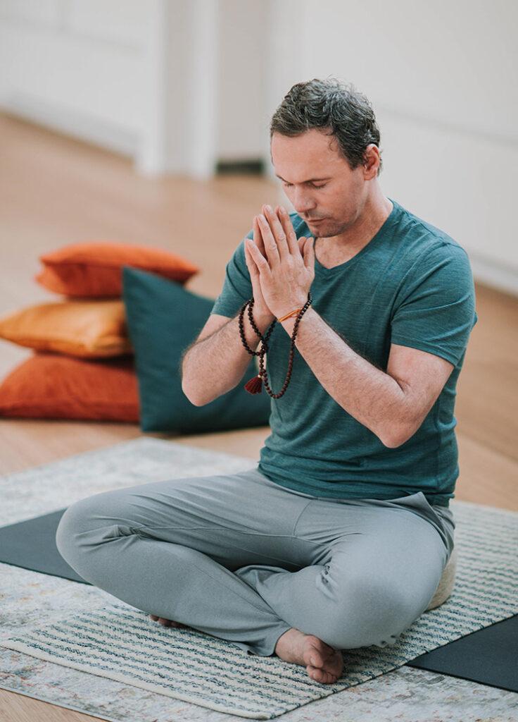 johan Noorloos online meditatiecursus
