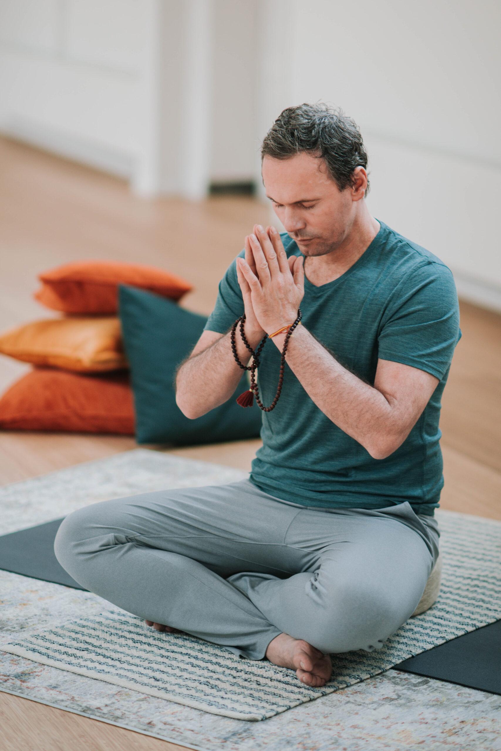 Online meditatiecursus Johan Noorloos