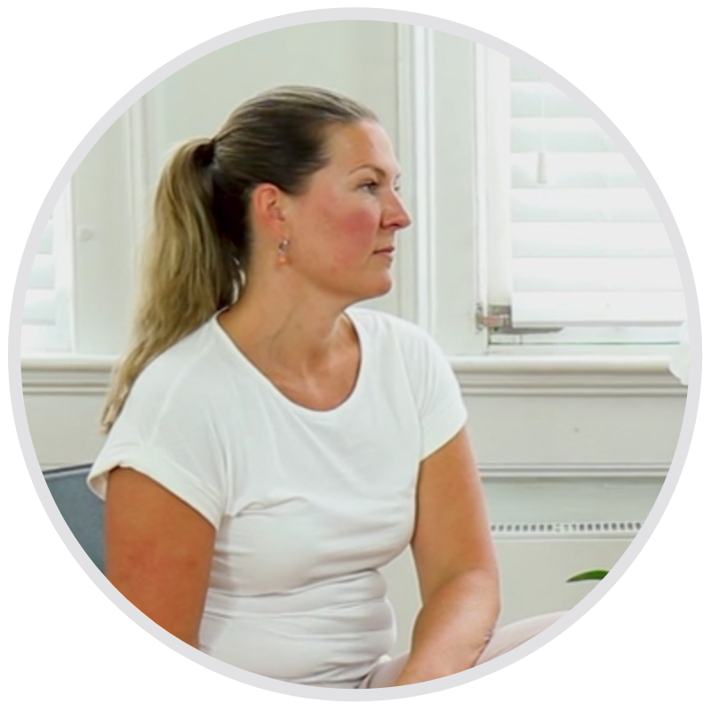 online yoga opleiding Sylvia weling schaefer